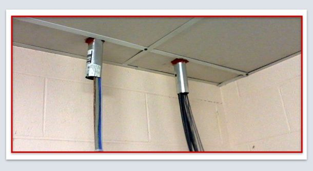 electrical fireproofing services by our electricians in Halifax